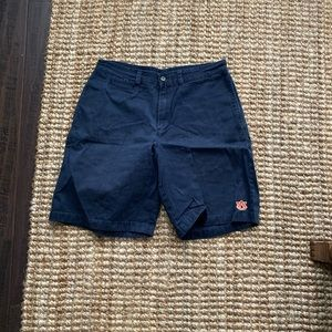 Men's auburn chino shorts